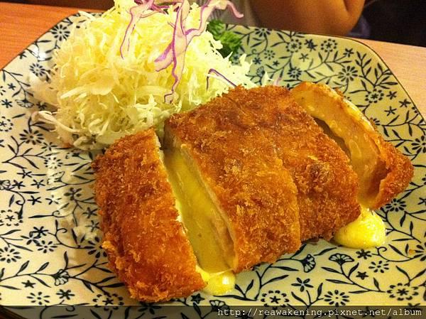 2012_08_10 藍帶起司豬排