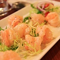 120916 開胃菜香檸奶油大蝦