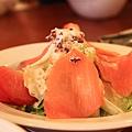 120916 燻鮭魚凱薩沙拉