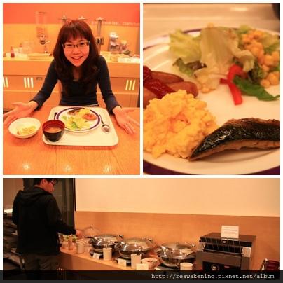Hakata B好好吃的早餐