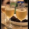 1106 宵夜--巧克力洋芋片搭配Beer