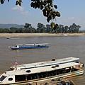 準備坐船遊湄公河囉