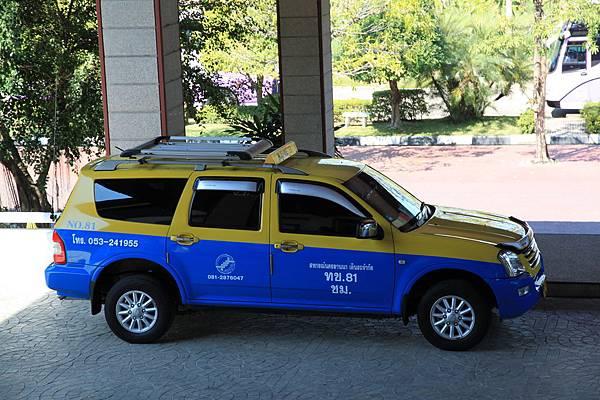泰國的計程車