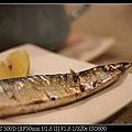 1116 其實季節不太對的烤秋刀魚