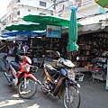 逛緬甸大其力城  是個熱鬧的市集