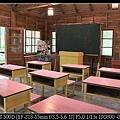 綠光小學的教室
