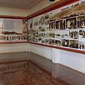 館內有很多紀錄照片