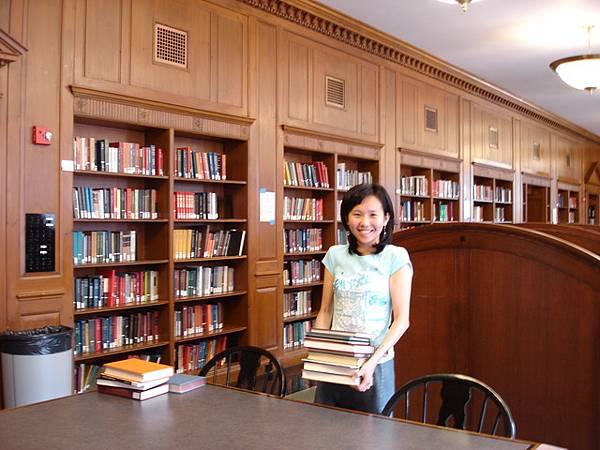 哥大...超豪華頂級夢幻圖書館