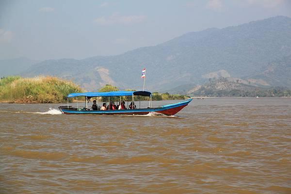 坐船的風景1