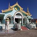 緬甸的玉佛寺
