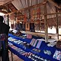 賣手工藝品的小攤子