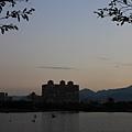 1229羅東林場. 夕陽