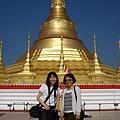 緬甸--大金寺合照