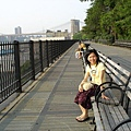 白天的Brooklyn Bridge