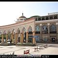 清真寺外廣場