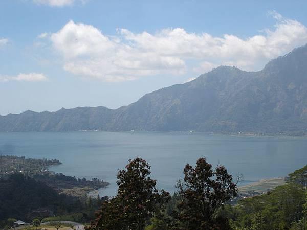 很美的Batur火山