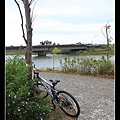 0907終於找到河畔自行車道的入口