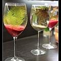 1215 把水草養在紅酒杯裡