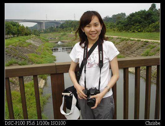 牛欄河風景區小吊橋5