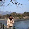 景福宮最美的角落--會賢亭