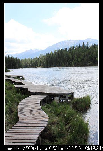 喀納斯湖4