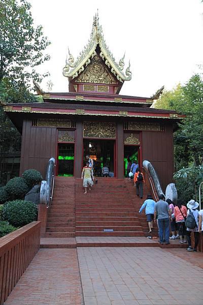 清萊--玉佛寺