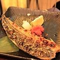 0116烤鯖魚定食