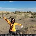 鳴沙山(很虛的一個景點 但還是要照)