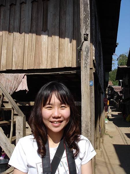 緬甸--大其力城街景
