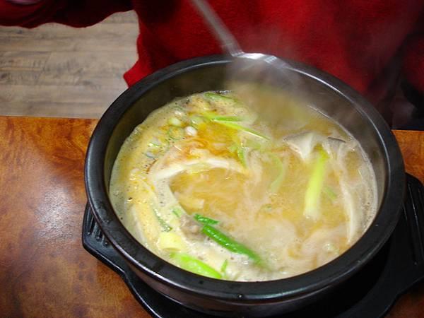 香香濃濃的牛尾湯