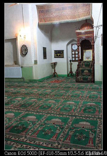 清真寺內部