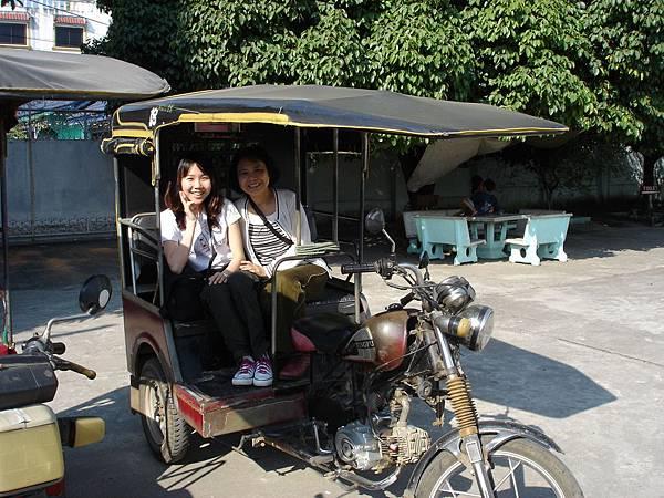 緬甸--趕快趁著還沒開車再拍一張