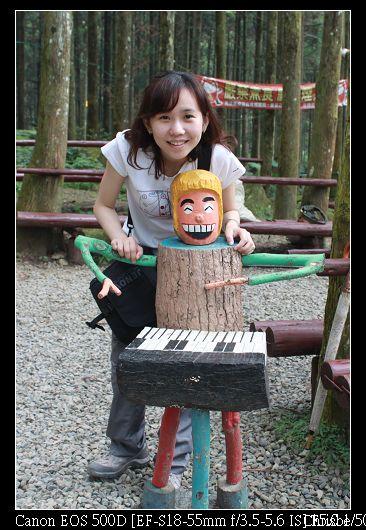 彈鋼琴的小木偶