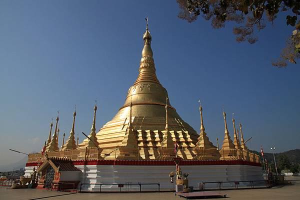 緬甸--大金寺2