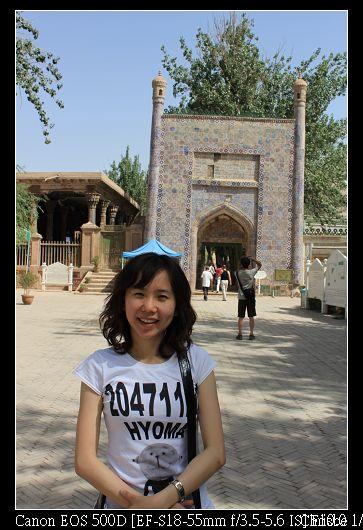 香妃墓門口