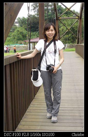 牛欄河風景區小吊橋2