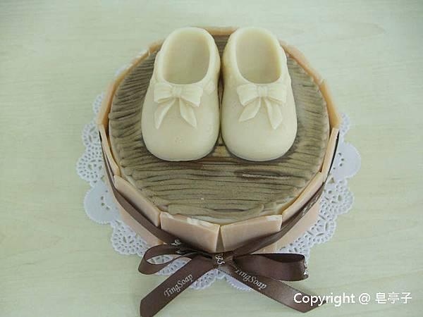 鐘小姐蛋糕皂