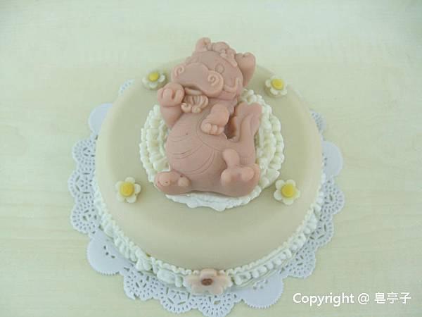 楊小姐蛋糕皂