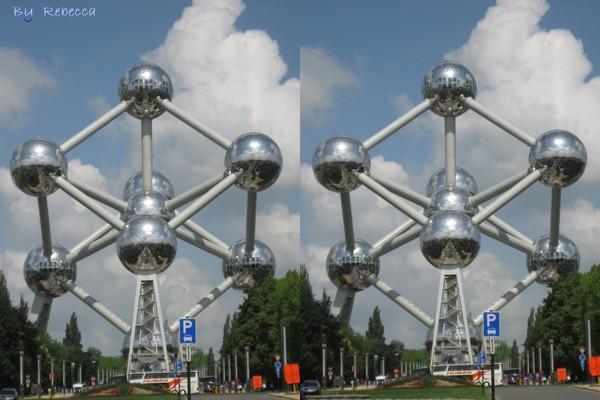 2006.06.23 比利時--原子廣場