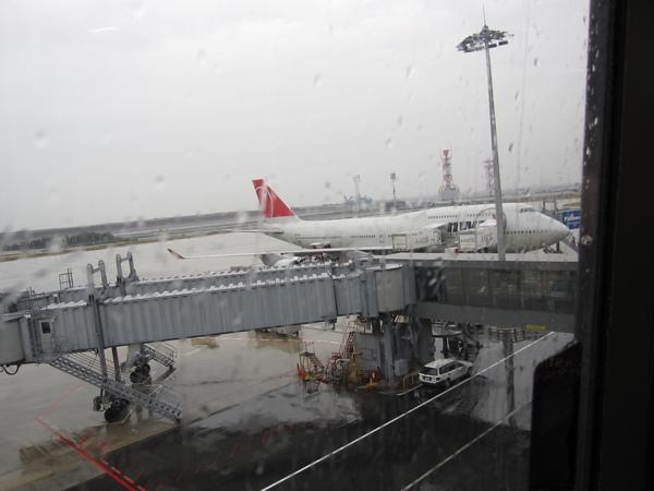 2008.11.24 關西機場