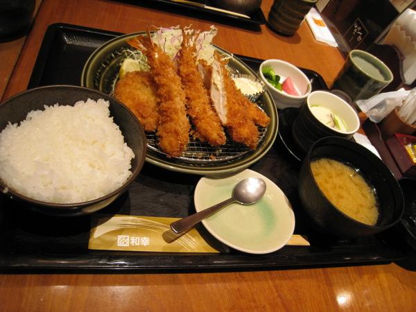 2008.11.24 京都-和幸豬排 (3).JPG
