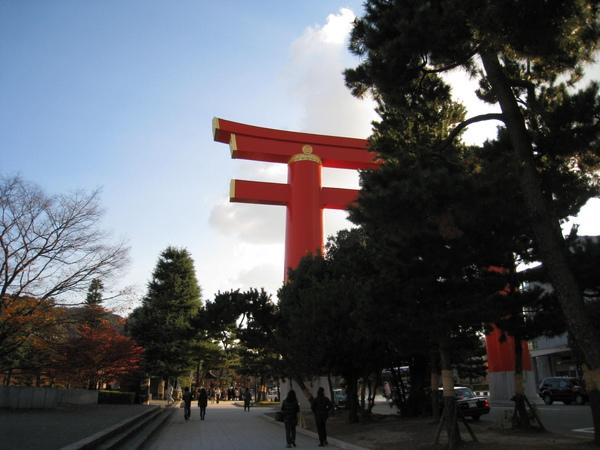 2008.11.26 京都--平安神宮 (2).JPG