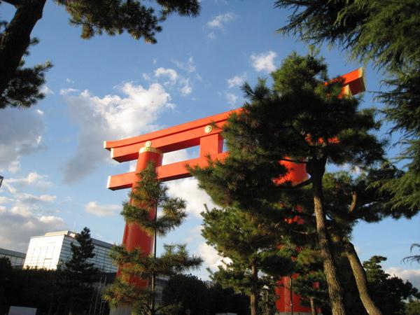 2008.11.26 京都--平安神宮 (6).JPG
