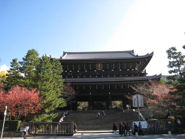 2008.11.26 京都--知恩院 (8).JPG