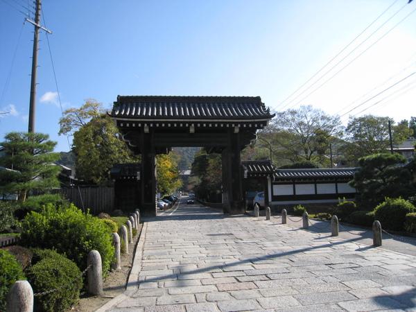 2008.11.26 京都--知恩院 (3).JPG