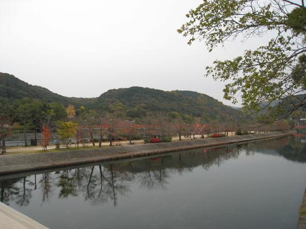 2008.11.27 京都--宇治-宇治川 (4).JPG