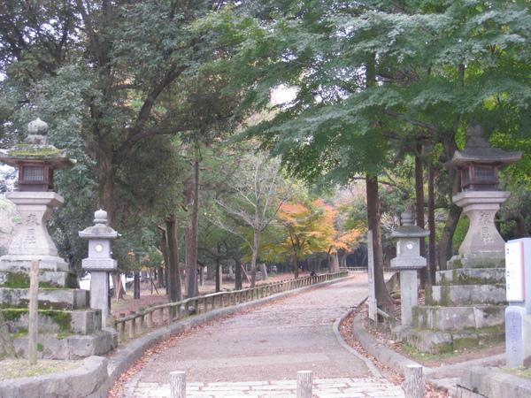 2008.11.27 京都--奈良--東大寺 (2).JPG