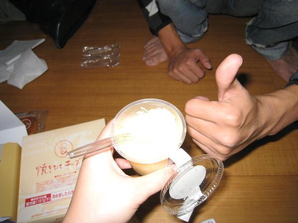 2008.11.28 大阪--梅田--RIKURO爺爺的店 (2).JPG