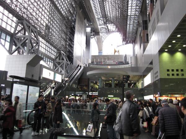 2008.11.24 京都--京都車站 (1).JPG