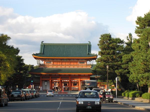 2008.11.26 京都--平安神宮 (10).JPG
